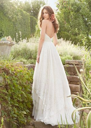 Bridal Gowns, Wedding Dresses by Blush - Fall 2013 Collection - JLM Couture