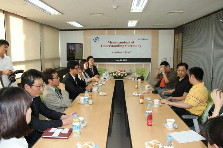 Mou with CIEC