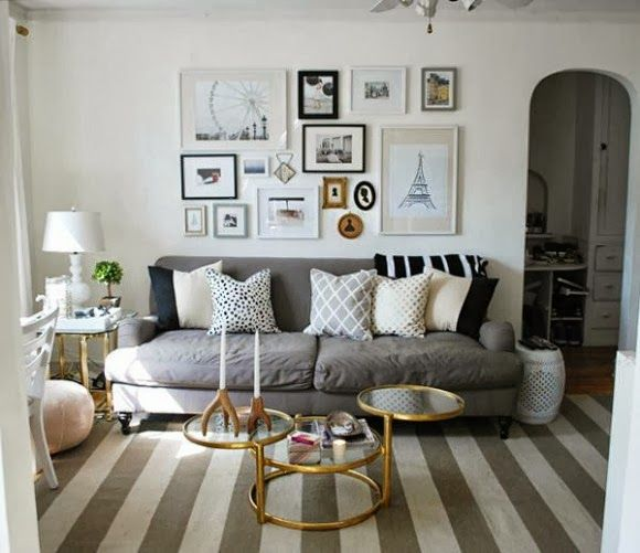 Dream Living room with Heal's