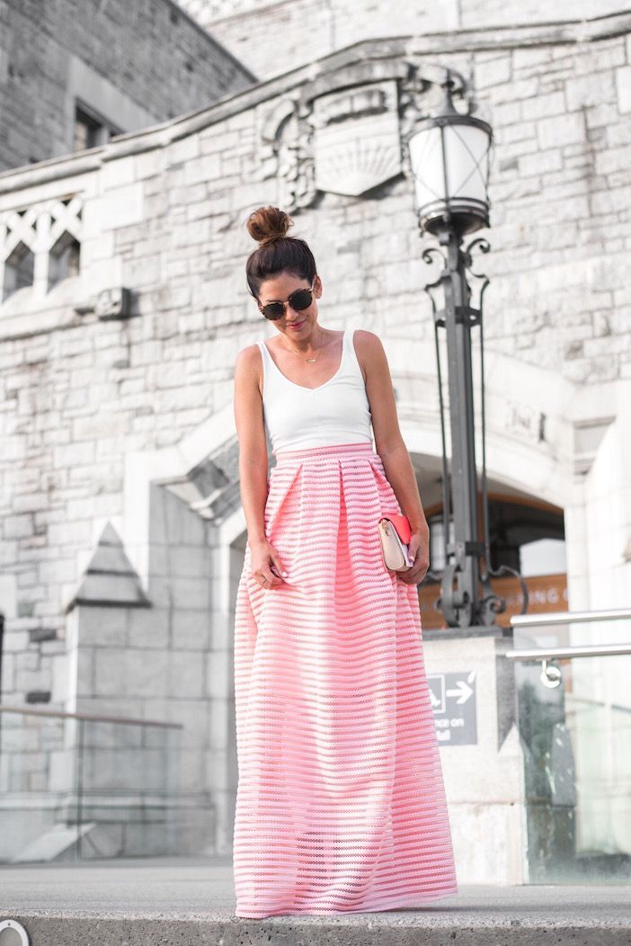 Long Skirts Done Right – Tips and Outfit Ideas