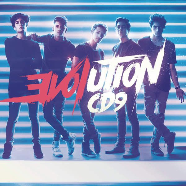 CD9 - Evolution (iTunes Plus AAC M4A) (Album) | iTunes Latin - iTunes Plus AAC M4A Music Download