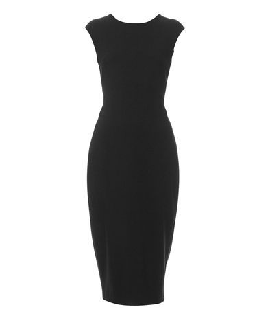 Drew Ponte Midi Dress - Dresses - SABA Online Clothing
