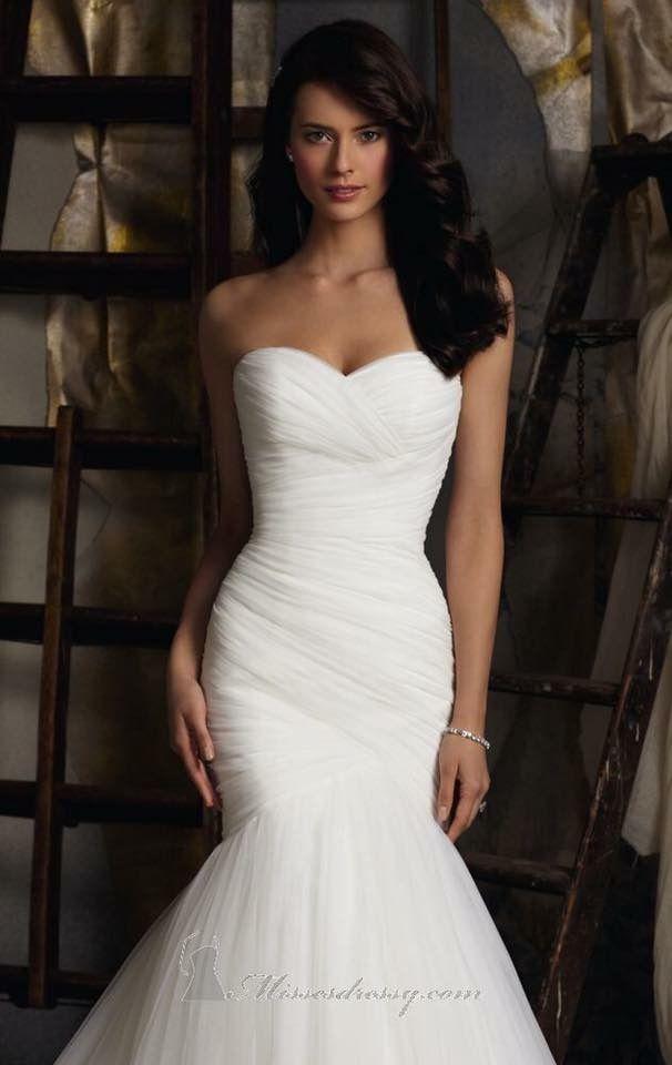 Disponible en Alquiler o Venta Vestido de Novia Sirena color Blanco único para tu día te damos calidad usa siempre lo mejor para tu gran día !!! Contacto 3046165688