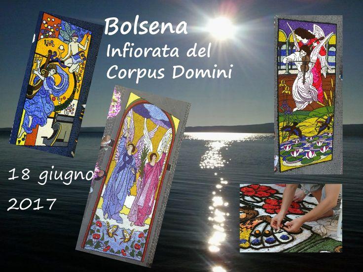 Bolsena 18 giugno 2017