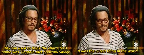 Jack Sparrow Savvy