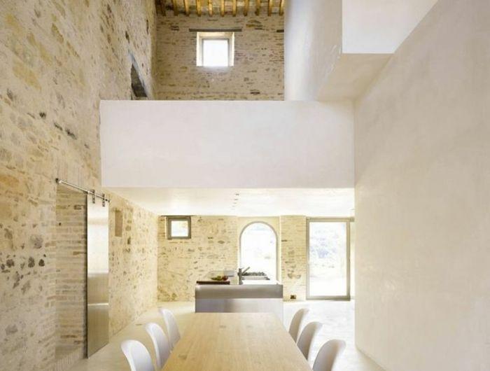 Le mur en pierre apparente en 57 photos pierre de parement interieur murs de pierre et - Pierre apparente interieur ...
