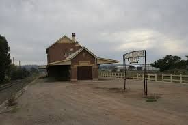 Cootamundra East Railway Station (not in use)