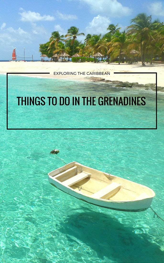 Learn how to explore and backpack in the Caribbean islands. Saint Vincent and the Grenadines!