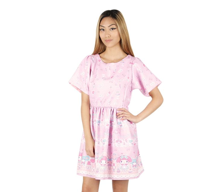 Birthday Dress Collection: 34 Best My Melody Collection Images On Pinterest