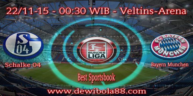 By : Felicia | GERMANY BUNDESLIGA | Schalke 04 vs Bayern Munchen | Gmail : ag.dewibet@gmail.com YM : ag.dewibet@yahoo.com Line : dewibola88 BB : 2B261360 Path : dewibola88 Wechat : dewi_bet Instagram : dewibola88 Pinterest : dewibola88 Twitter : dewibola88 WhatsApp : dewibola88 Google+ : DEWIBET BBM Channel : C002DE376 Flickr : felicia.lim Tumblr : felicia.lim Facebook : dewibola88