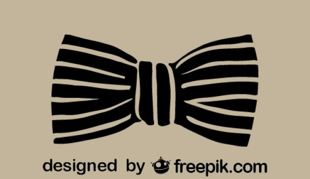 Classic Retro Fashion Bowtie Icon