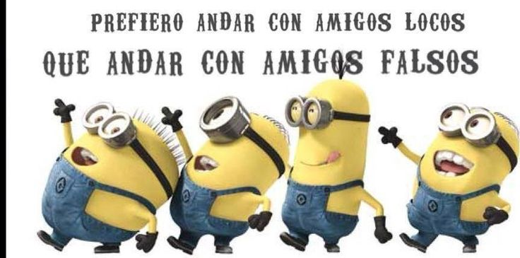 Imagem Para Grupo De Amigos No Whatsapp: Minions And Amigos