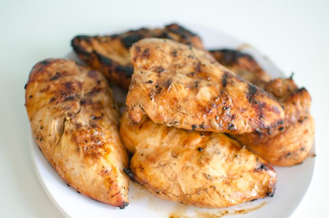 Grilled Asian Chicken Marinade // How to Grill Chicken | Oh So Delicioso