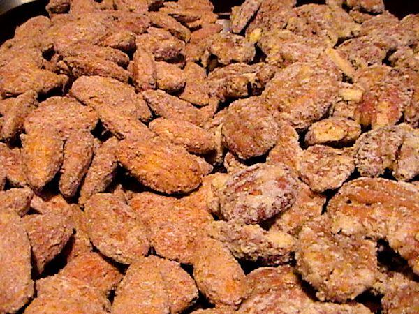Top Secret Recipes | Nuts 4 Nuts Candied Nuts Copycat Recipe