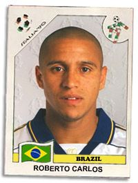 Roberto Carlos teased at school for having funny thighs , he had the last laugh
