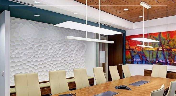 Дизайн кабинета директора банка.