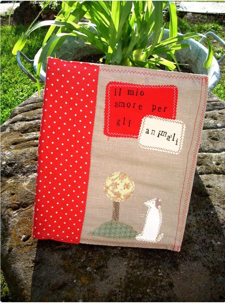 Raccoglitore ad anelli personalizzato http://silviaefamilydeco.blogspot.it/