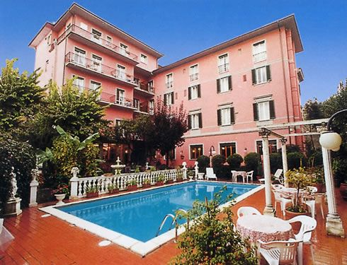 Hotels Montecatini Terme Italy