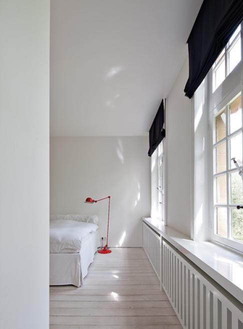 Wohnung Design Heizkoerper Wohnzimmer