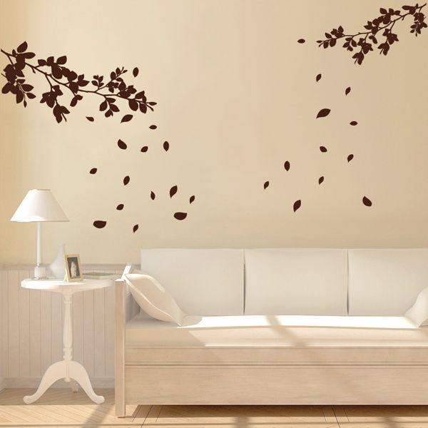 +1000 ideias sobre Galhos Secos no Pinterest árvores de  ~ Adesivo De Parede Para Quarto Unissex