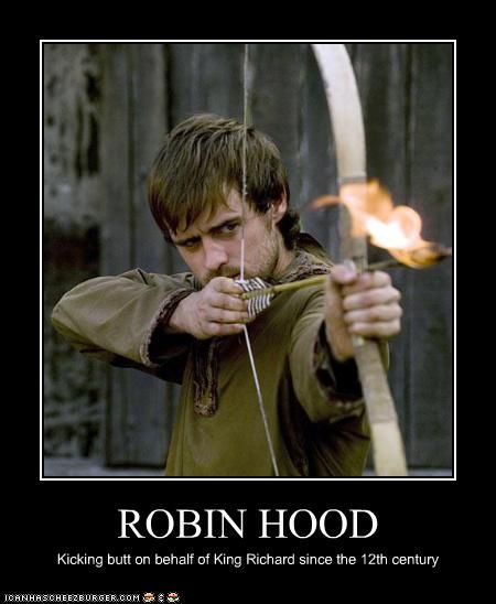 Robin Hood is Awesome by FaerieDragon19 on DeviantArt