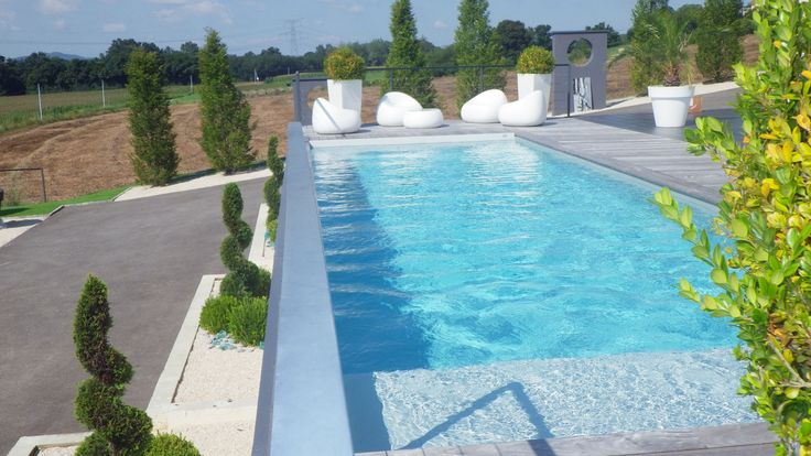 Connu Amenagement Piscine Sur Terrain En Pente MV95 | Jornalagora SU62