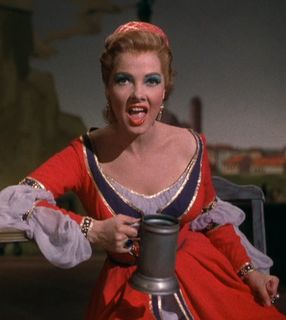 In the movie, Grayson plays Lilli, an actress who was previously married to Fred (Howard Keel, delightfully bombastic as always). The bickering couple must ...