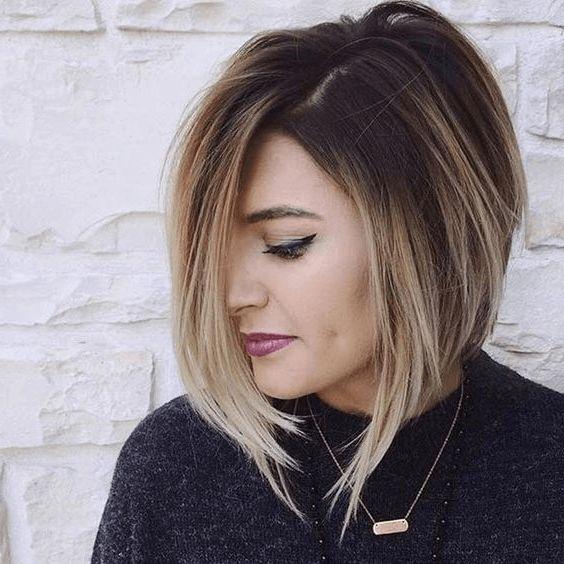Haarschnitt vorne langer als hinten