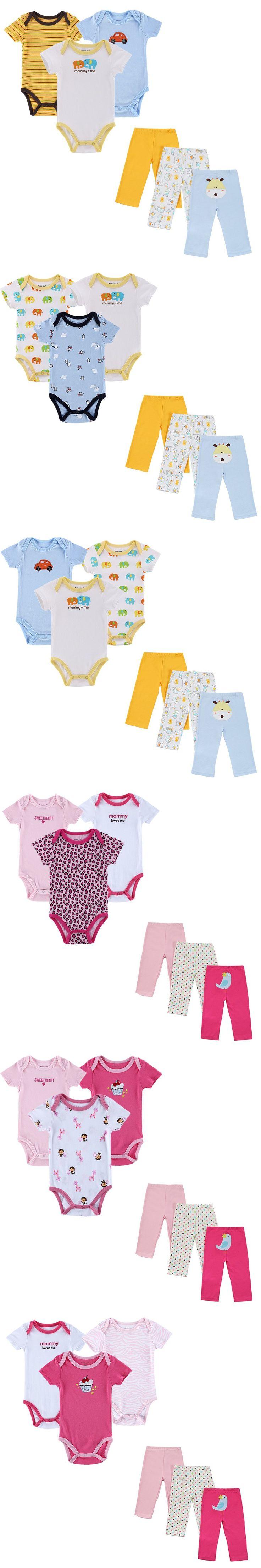 Baby Boys Clothing Sets Minion Suits Infant Newborn Clothes Sets Kids Vest Rompers With Pants 3 Pcs Sets Children Suits $25.66