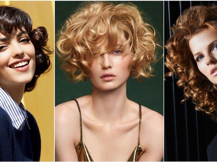 6 coupes pour cheveux bouclés qui rajeunissent Cheveux