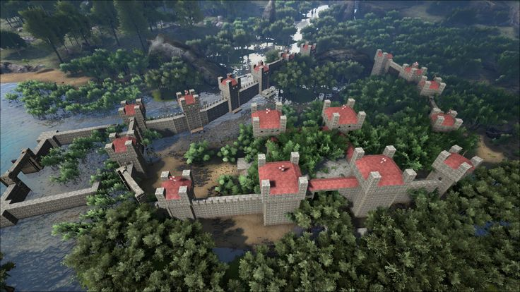 25 best ark survial evolved base ideas images on pinterest ark survival evolved base crafting ideas here is an example of a massive build by a large tribe malvernweather Choice Image