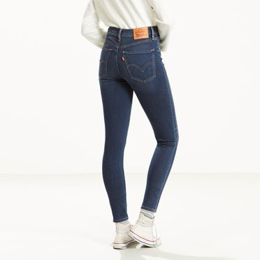 Levi's Mile High Super Skinny Jeans - Women's 30x32