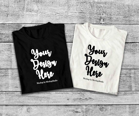 Download Free Two Folded T Shirts Mockup Black And White Double Top Psd Free Psd Mockups Templates For Magazine Bo Mockup Free Psd Free Packaging Mockup Shirt Mockup