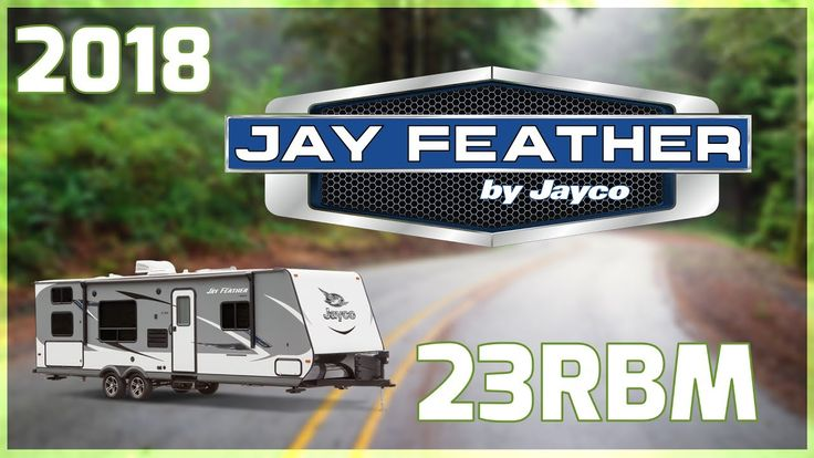 2018 Jayco Jay Feather 23RBM Travel Trailer RV For Sale All Seasons RV Supercenter Buy this 2018 Jay Feather 23RBM now at http://ift.tt/2ud6j6D or call All Seasons RV today at 231-760-8772!  A new adventure is right around the corner with this 2018 Jay Feather 23RBM travel trailer from All Seasons RV!  This Jayco Jay Feather travel trailer is built on a Norco NextGen frame and features an integrated A-frame.   Across the front youll see an aerodynamic rounded front profile with diamond plate…