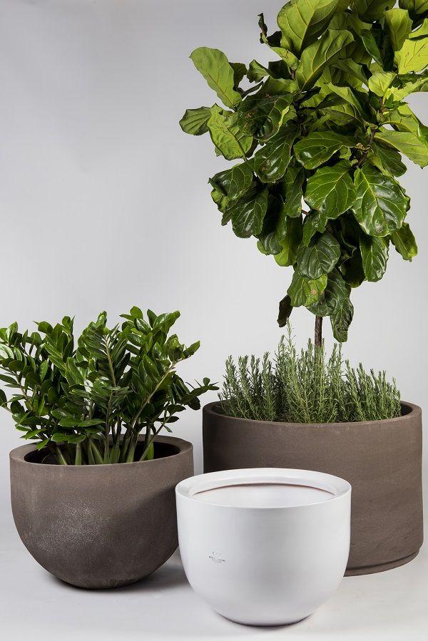Garden Pots Planters Potore Outdoor Balcony Floor Plants