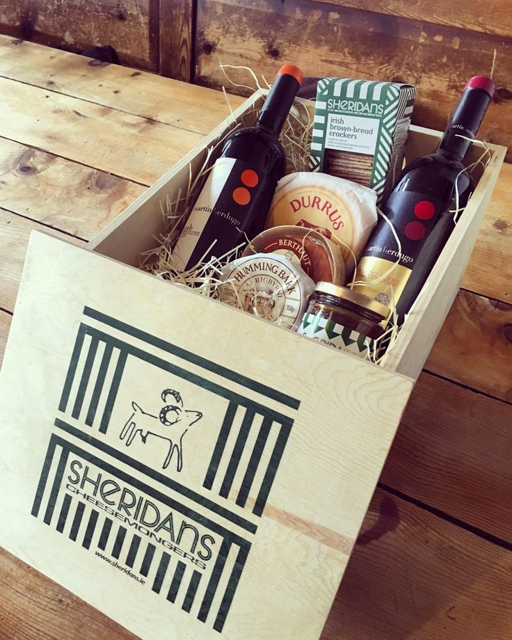 Win a Hamper of Sheridan's Gourmet Food with Martin Berdugo Wine - ILoveCooking