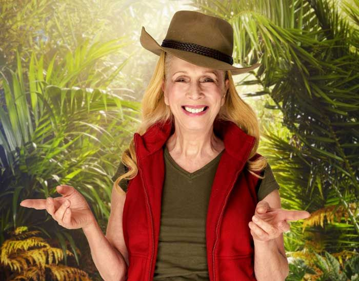 Jungle star Lady Colin Campbell has links to Gibraltar and Spain