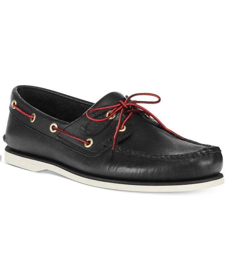 Timberland Classic 2-Eye Boat Shoes