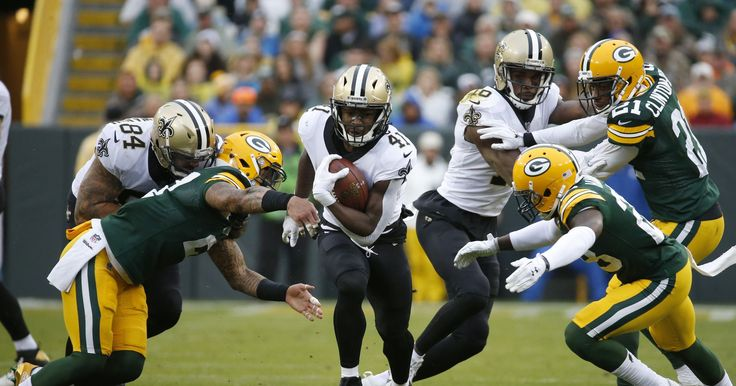Sunday's top NFL game: Saints down Packers for 4th straight win