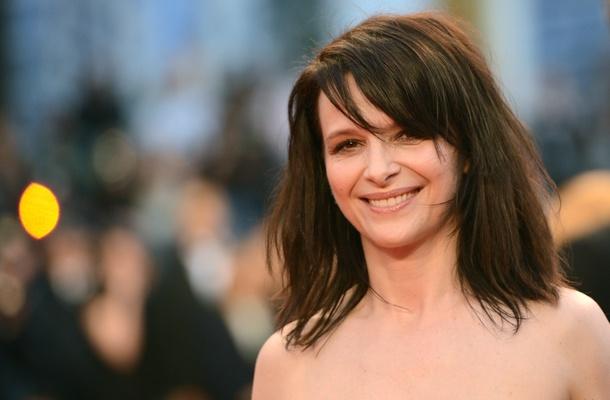Juliette Binoche, Cannes 2012