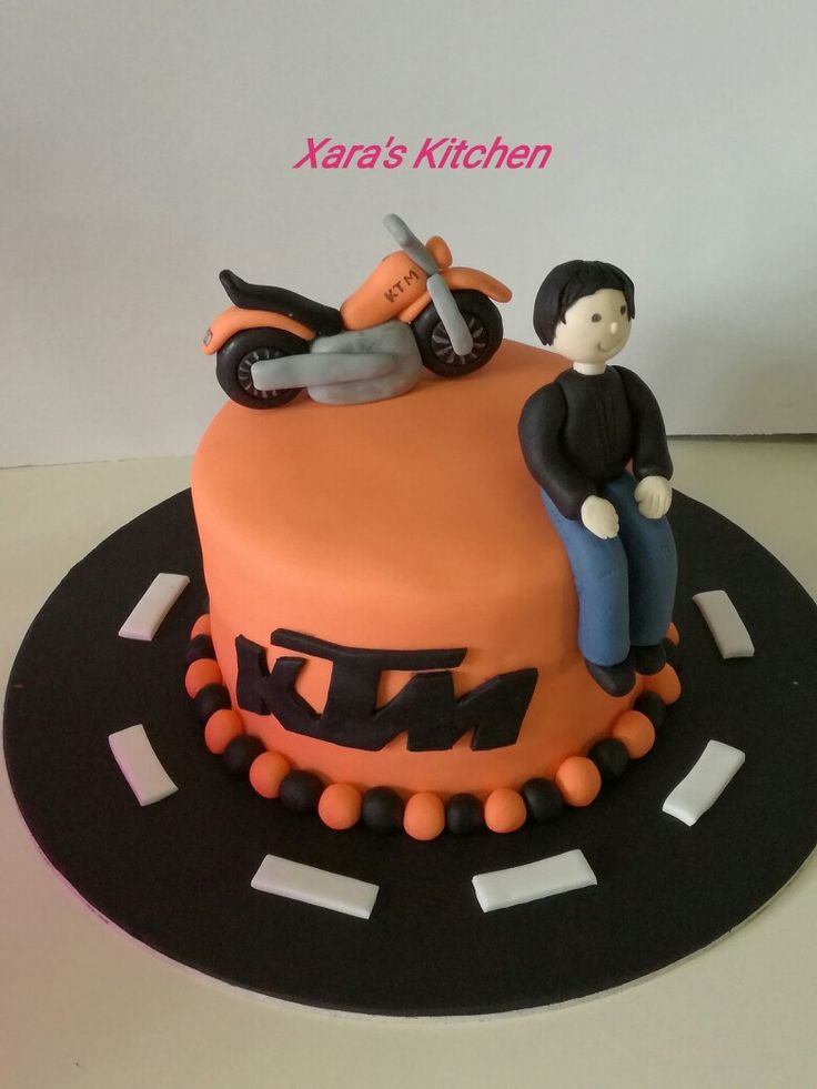 Ktm cake Xara's Kitchen