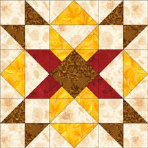 Free Quilt Block Patterns | ... Techniques: holiday star quilt blocks, free quilt block patterns