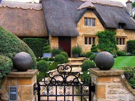 Фото: Сказочное графство Девоншир на юго-западе Англии (Фото)
