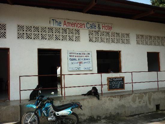 The American Cafe & Hotel Inn (Moyogalpa, Nicaragua - Isla de Ometepe) - TripAdvisor - Best Prices, Deals & Inn Reviews