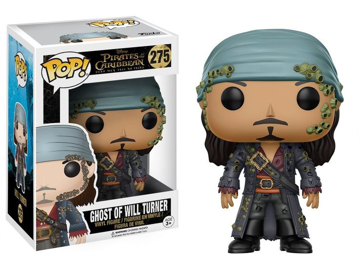 Purchase the newest addition to our website Ghost of Will Tur... here http://dbtoystore.com/products/ghost-of-will-turner-funko-pop-disney-pirates-of-the-caribbean?utm_campaign=social_autopilot&utm_source=pin&utm_medium=pin