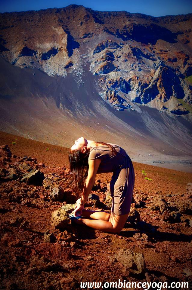 OMbiance Yoga in Maui, Hawaii http://www.ombianceyoga.com