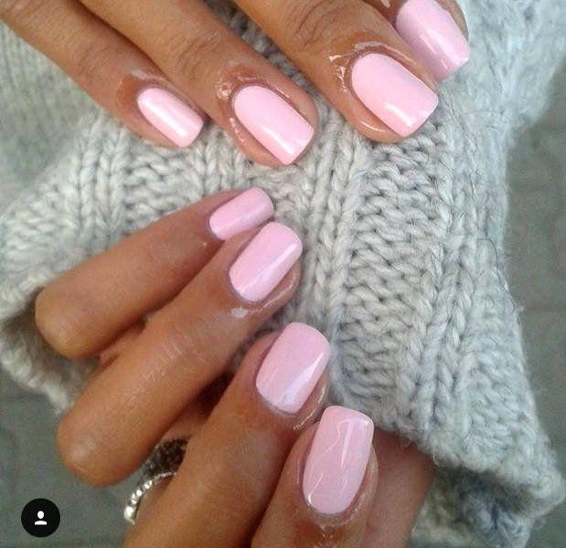 Różowe paznokcie są extra! Pod warunkiem, że pasują do twojej osobowości