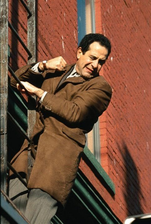 "Adrian Monk played by Tony Shalhoub in ""Monk"" if seen this movie actor in other movies to and its so weird in one of them he's a car macanic ah so weird Adrian monk would never do that"
