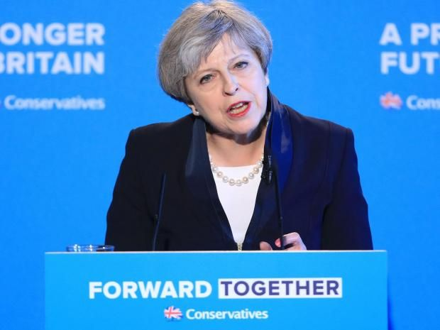 Has there ever been a more mean spirited document than the Conservative #Manifesto which shreds the electoral platform they were elected on in 2015? The manifesto launched today in Halifax drops the 2015 pledge not to raise income tax or National Insurance and has big changes to social care funding in England. People worth more …
