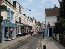 Harbour Street, Whitstable (Town Centre), Kent